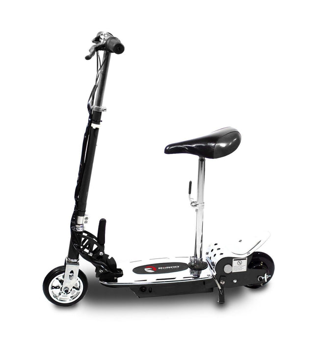 RiiRoo Kids Premium Electric Scooter Black