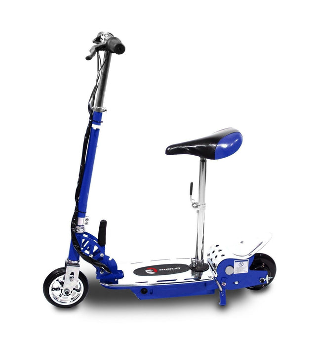 RiiRoo Kids Premium Electric Scooter Blue