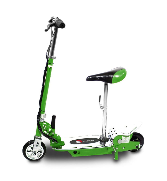 RiiRoo Kids Premium Electric Scooter Green