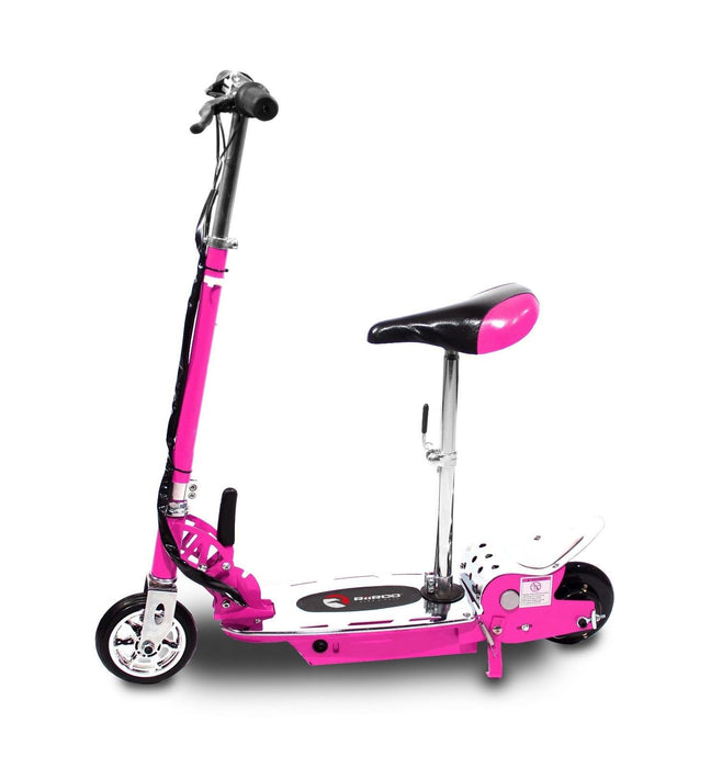 RiiRoo Kids Premium Electric Scooter Pink