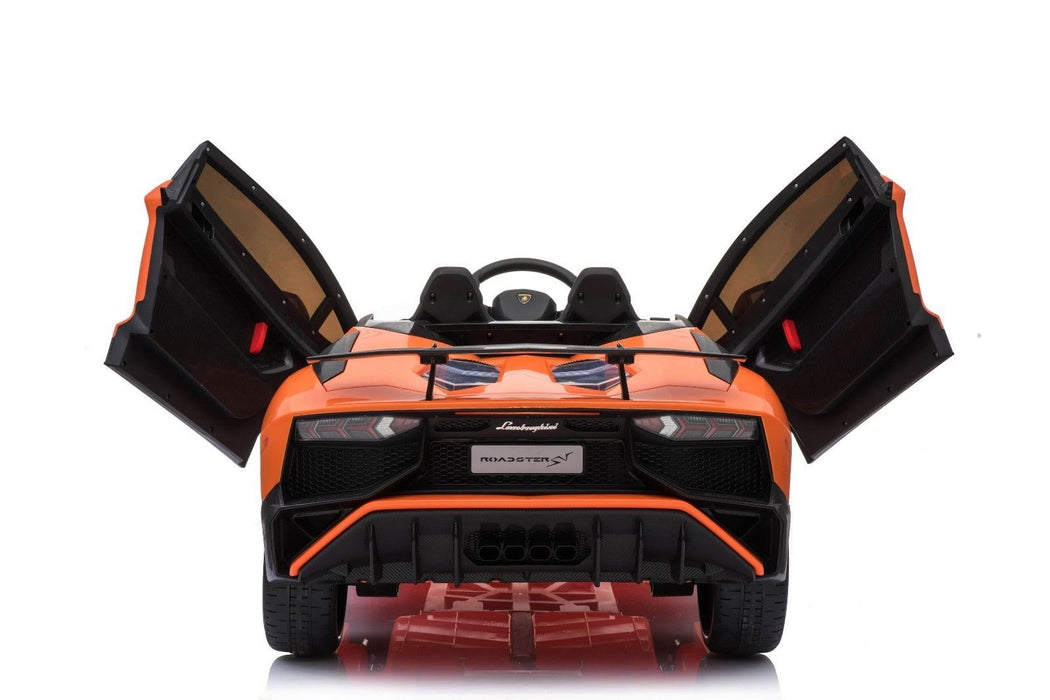 RiiRoo Lamborghini Aventador Ride on Car - 12V 2WD
