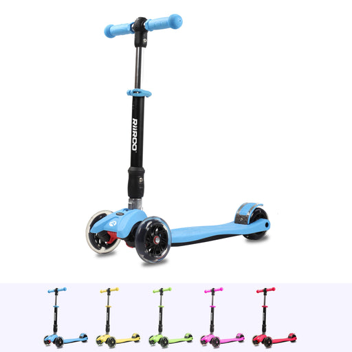 RiiRoo Maxi Scooter Blue