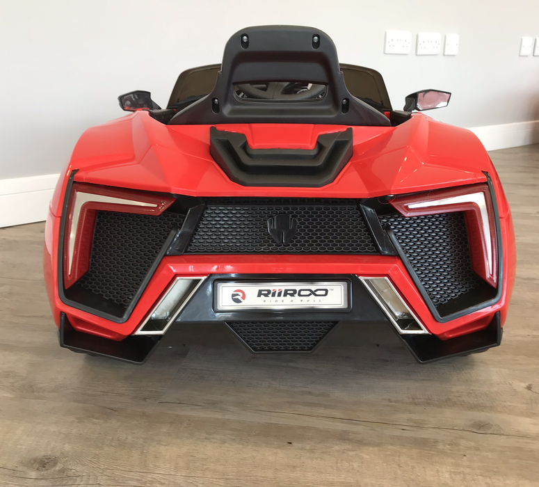 RiiRoo McLaren P1 Style Ride on Car - 12V 2WD