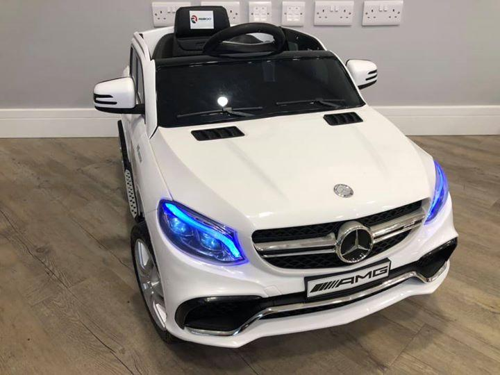 RiiRoo Mercedes Benz AMG GLE 63 S - 12V 2WD