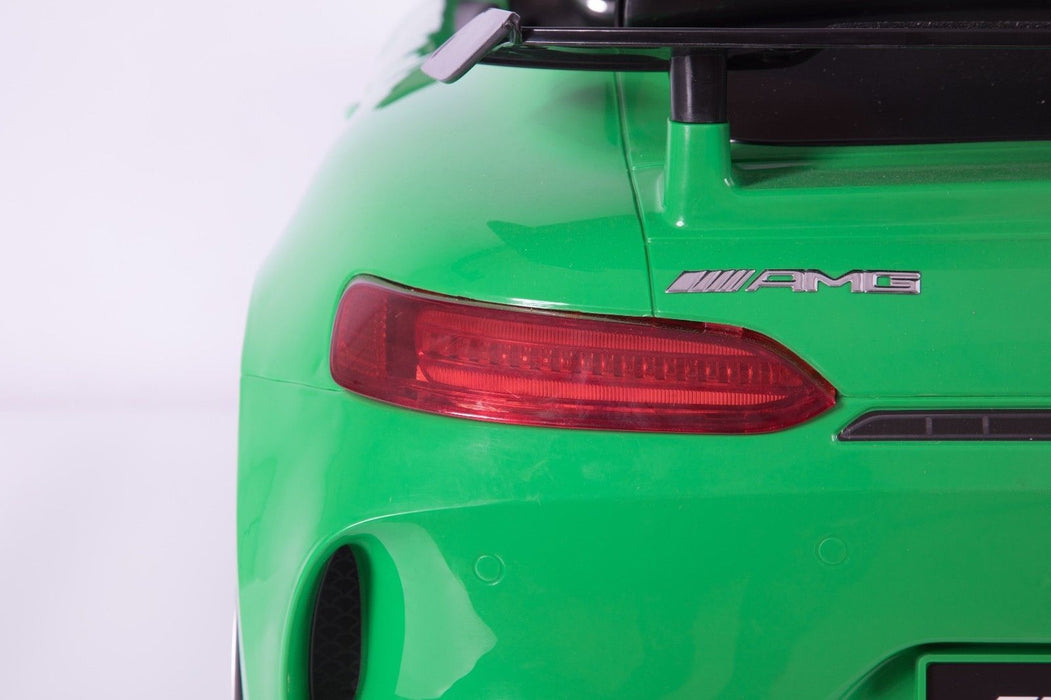 RiiRoo Mercedes Benz AMG GT R Ride On Car back LED light
