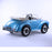 RiiRoo Mercedes Benz Classic 300S Ride on Car- 12V 2WD