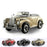 RiiRoo Mercedes Benz Classic 300S Ride on Car- 12V 2WD Beige