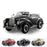 RiiRoo Mercedes Benz Classic 300S Ride on Car- 12V 2WD Black