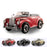 RiiRoo Mercedes Benz Classic 300S Ride on Car- 12V 2WD Red
