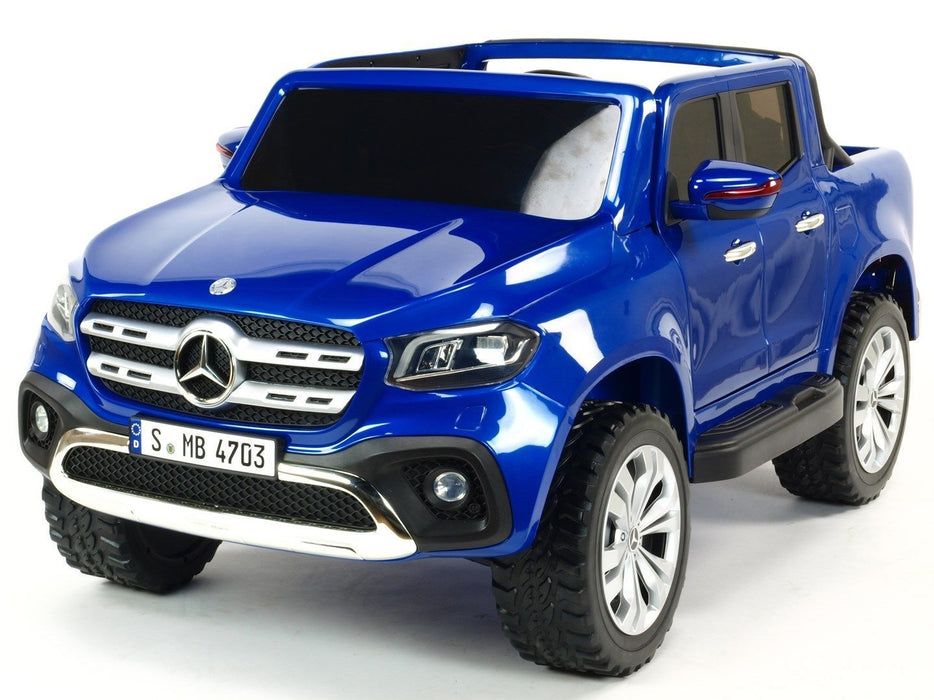 RiiRoo Mercedes Benz X Class Pick UP Ride On Car - 24V 4WD