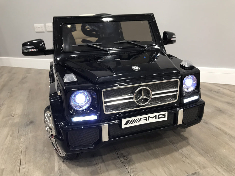 RiiRoo Mercedes G65 Kids Ride On Car - 12V 2WD