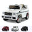RiiRoo Mercedes G65 Kids Ride On Car - 12V 2WD White