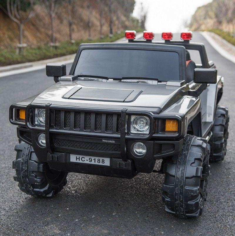 Hummer SUV Style 24V Battery Electric Ride On Car With ...