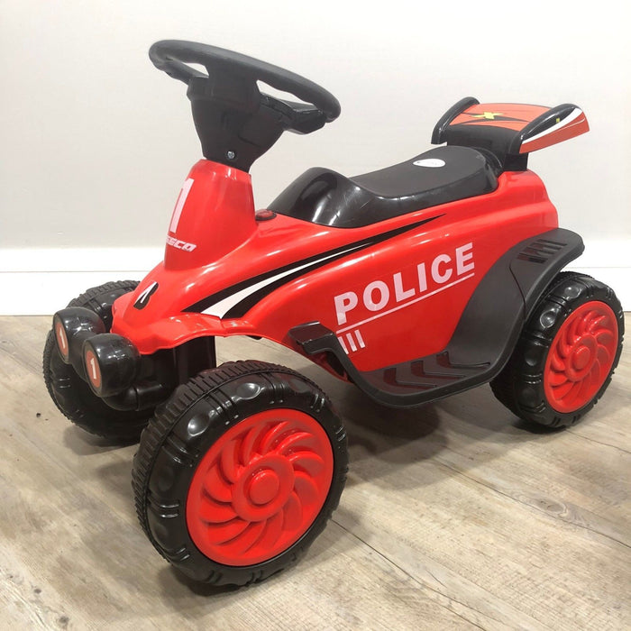 RiiRoo RiiRoo Kids 6V Ride On Quad Bike Battery Powered Motorbike ATV Toys Children Car