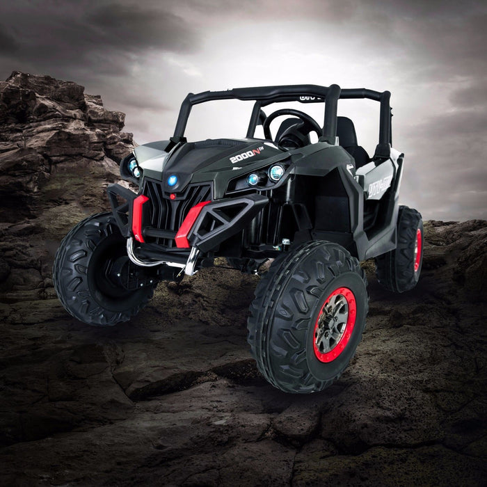 RiiRoo RiiRoo MaxPow™ UTV-MX Ride on Buggy - 24V 4WD