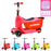 RiiRoo RiiRoo ThreeinOne Maxi Scooter Red