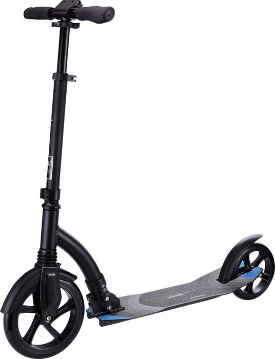 RiiRoo RiiRoo XE12 Adult Push Scooter - 230mm Wheel Black