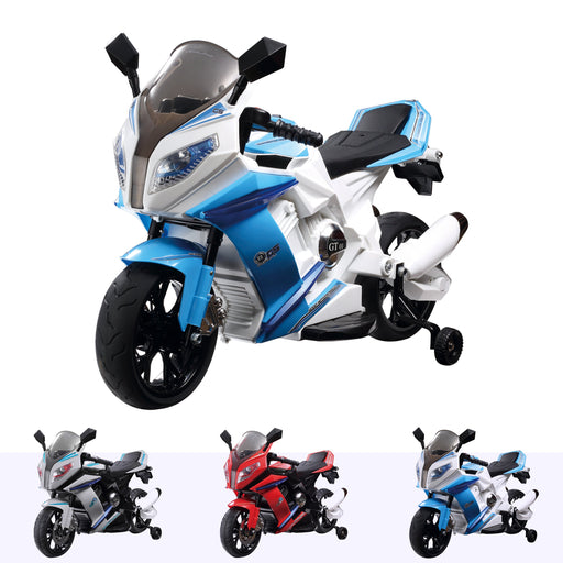 RiiRoo S1000RR Style Super Bike 12V Blue Black