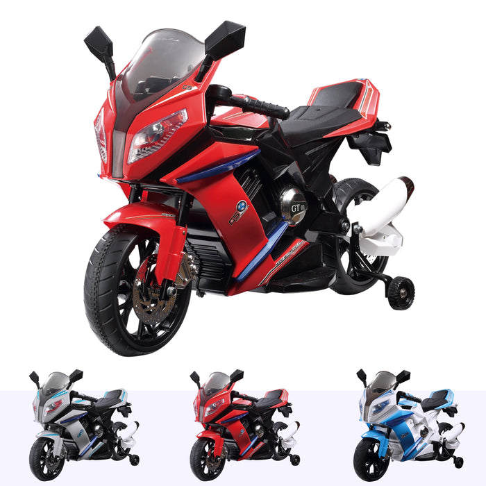 RiiRoo S1000RR Style Super Bike 12V Red