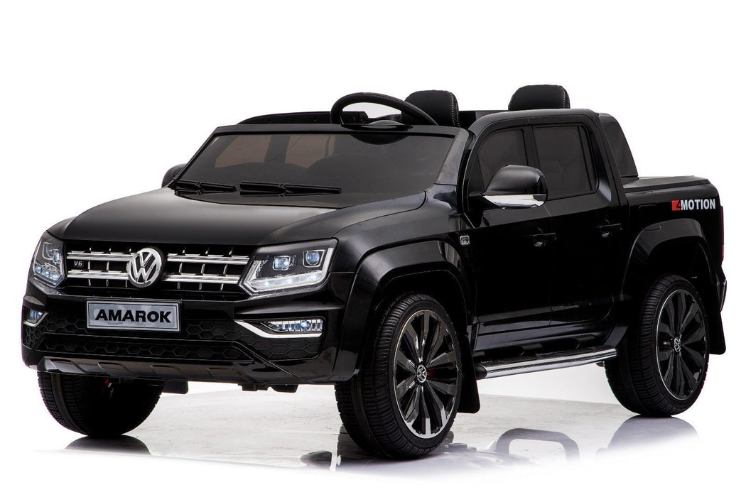 riiroo vw amarok pick up ride on car 12v 2wd black 19 1800x1800 1 vw amarok pick up ride on car 24v 4wd