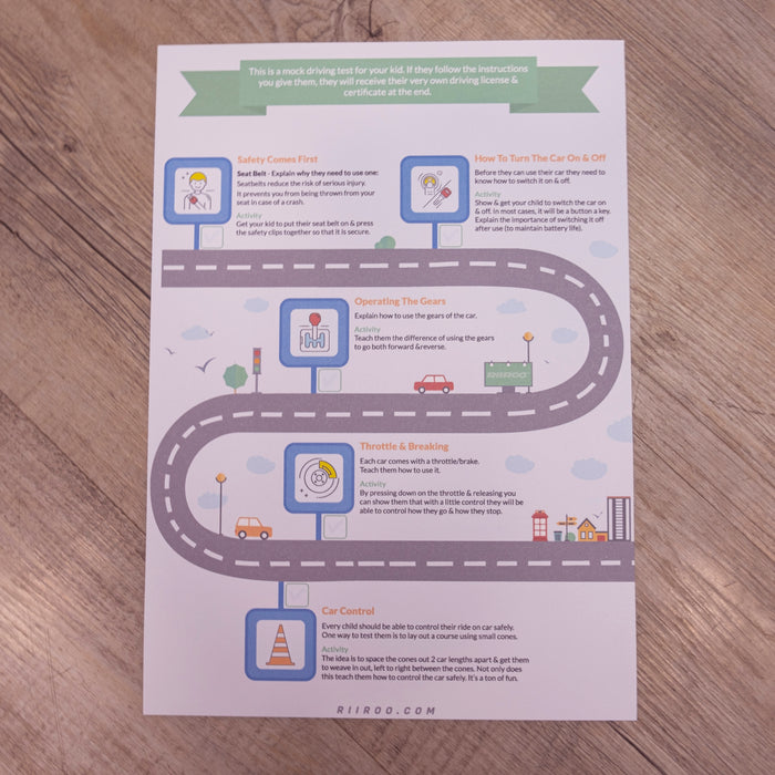 test p2 mercedes driving certificate bundle
