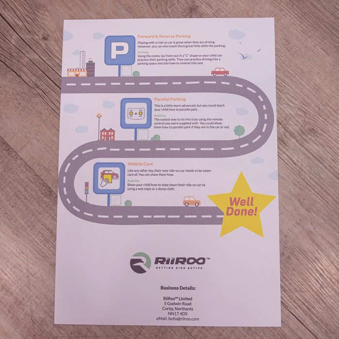 test p3 driving certificate bundle