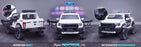 wide ford raptor f150 wildtrak police edition 12v ride on