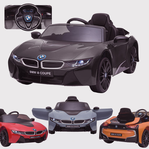 2020 BMW i8 - Licensed