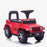 Jeep Rubicon Push Along Car - Licensed