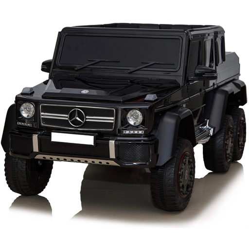dmd 318 black1 copy mercedes benz g63 maxi ride on toy in black