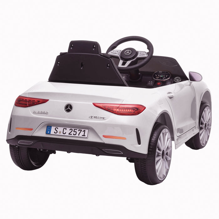 Kids-Electric-Ride-on-Mercedes-CLS-350-AMG-Electric-Ride-On-Car-with-Parental-Remote-Main-Rear-White.jpg