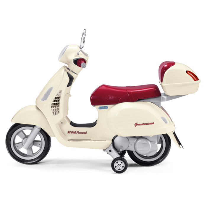 Peg Perego Vespa with Case  - White