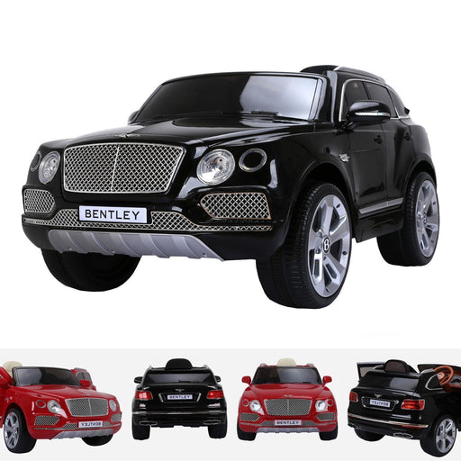 Bentley Bentayga SUV - Black