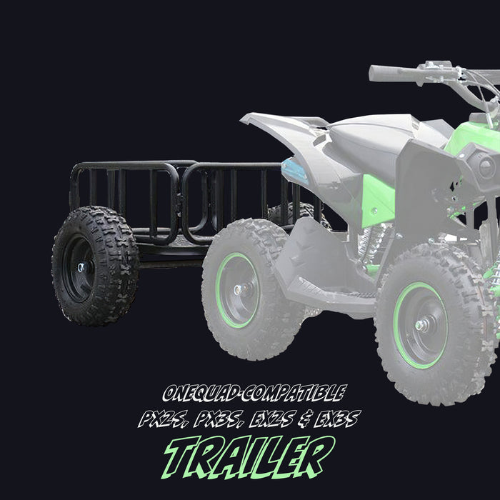 OneQuad™ Mini Quad Trailer | OneQuad™ Compatible