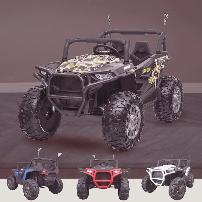 RiiRoo MaxPow 2S UTV-MX Ride on Buggy