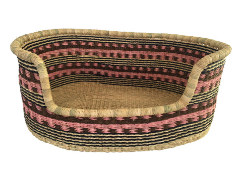 Baba Tree Basket Dog Bed - Small S