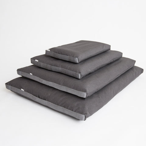 Cloud 7 Siesta Dog Bed - Waterproof Graphite