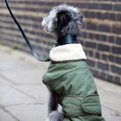Fetch and Follow Military Rain Jacket - Green 1-Pre Order