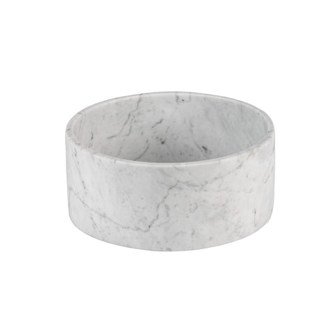 Houndztooth Marble Dog Bowl
