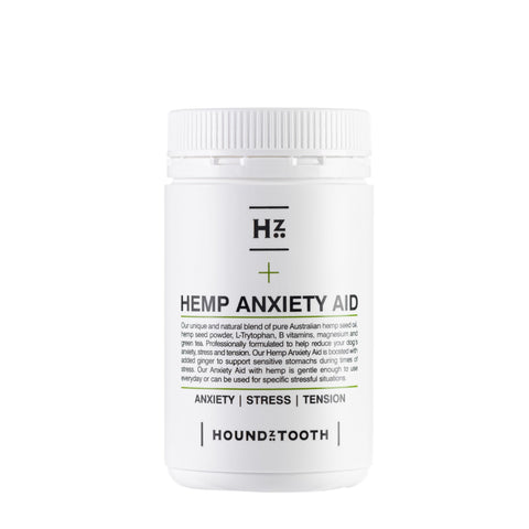 Houndztooth Hemp Anxiety Aid