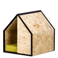 Made By Pen The Dog Room in OSB - Olive Green