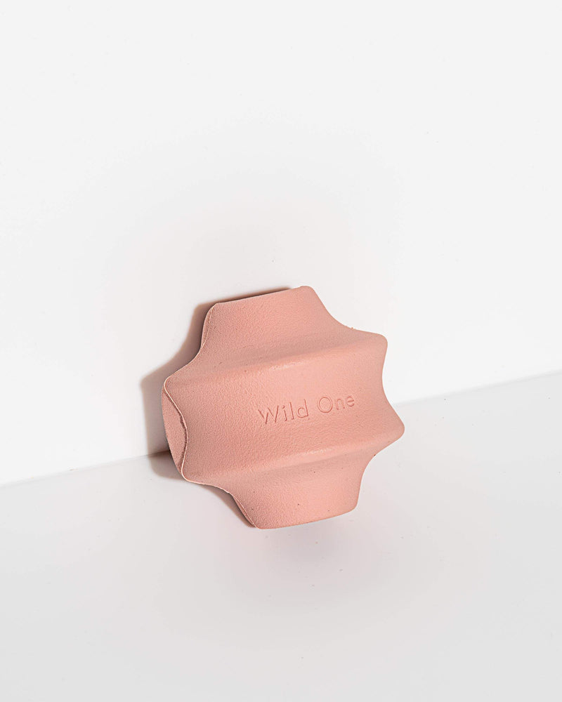 Wild One Twist Toss - Blush