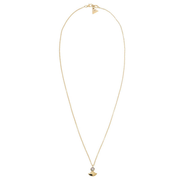 GOLD NECKLACE OPALE