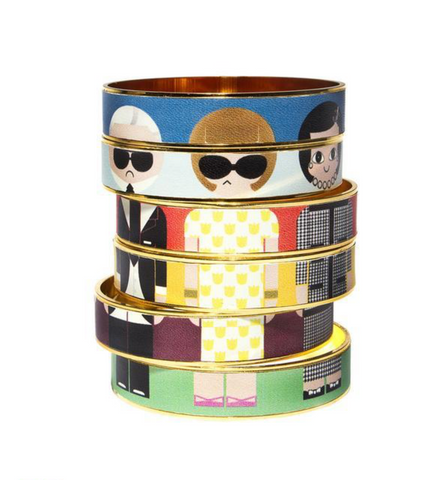 DRESS ME SET OF 6 BANGLES