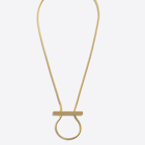 GOLD CHELSEA NECKLACE