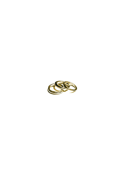 GOLD ETNA RING