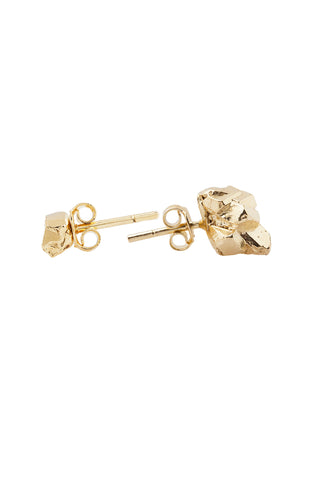GOLD CRYSTALLISE MIX MATCH EARRINGS