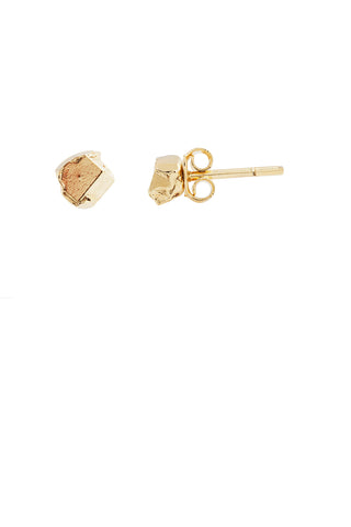 GOLD CRYSTALLISE PETITE EARRINGS