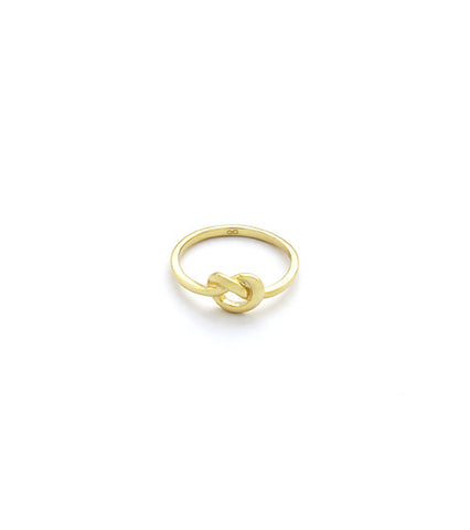 LOVE KNOT RING (3 COLORS)