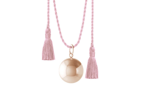 JOY PREGNANCY PINK NECKLACE